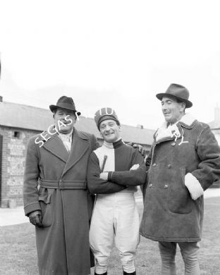 Winter, Fred (National Hunt Jockey) with Price, Ryan(186-02)